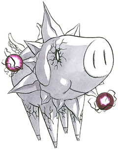 Transpork Gray Demon