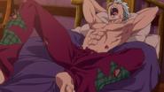 Ban sleeping in Elizabeth's bed