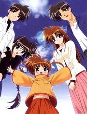 Takamachi Family Gen1-2