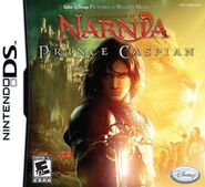Prince Caspian - DS game cover