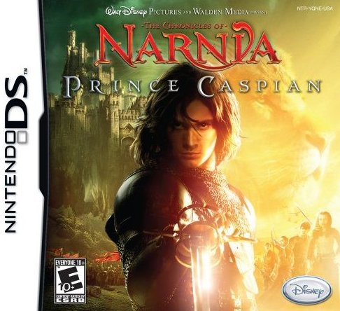 File:Prince Caspian - DS game cover.jpg