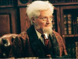 Professor Digory Kirke