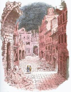 Ruinscharn