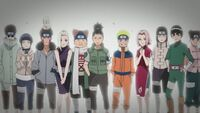Konoha 11 Part I