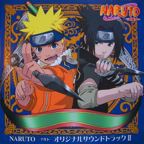 File:Naruto Original Soundtrack 2.jpg