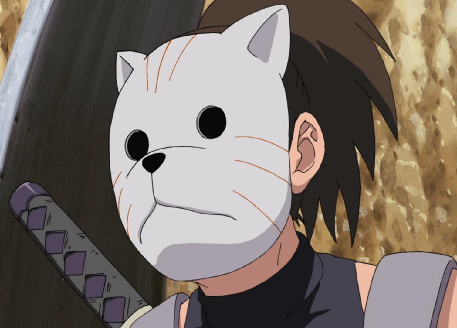 Tiger-Masked Anbu Member   Narutopedia   Fandom powered by ...