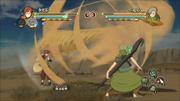 Sand Swift Spear Attack
