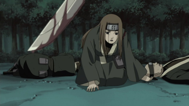 File:Miru about to be killed by Kisame.png
