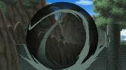 Reverse Four Symbols Sealing Jutsu