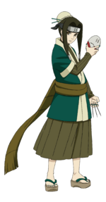 Haku's shinobi attire
