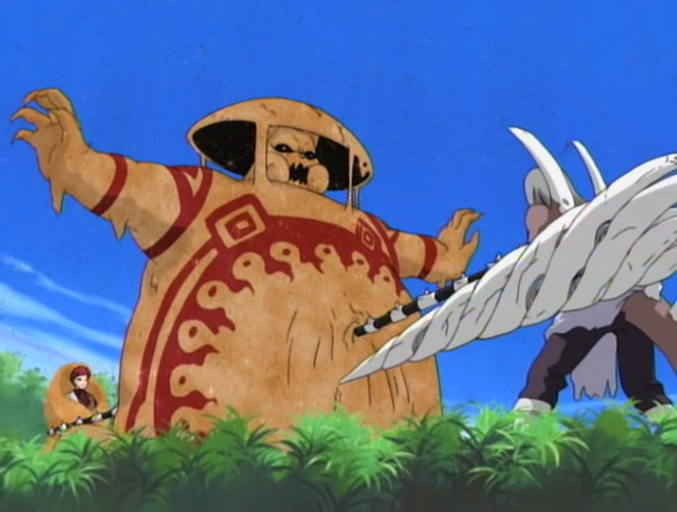 Ultimately Hard Absolute Defence: Shield of Shukaku | Narutopedia ...