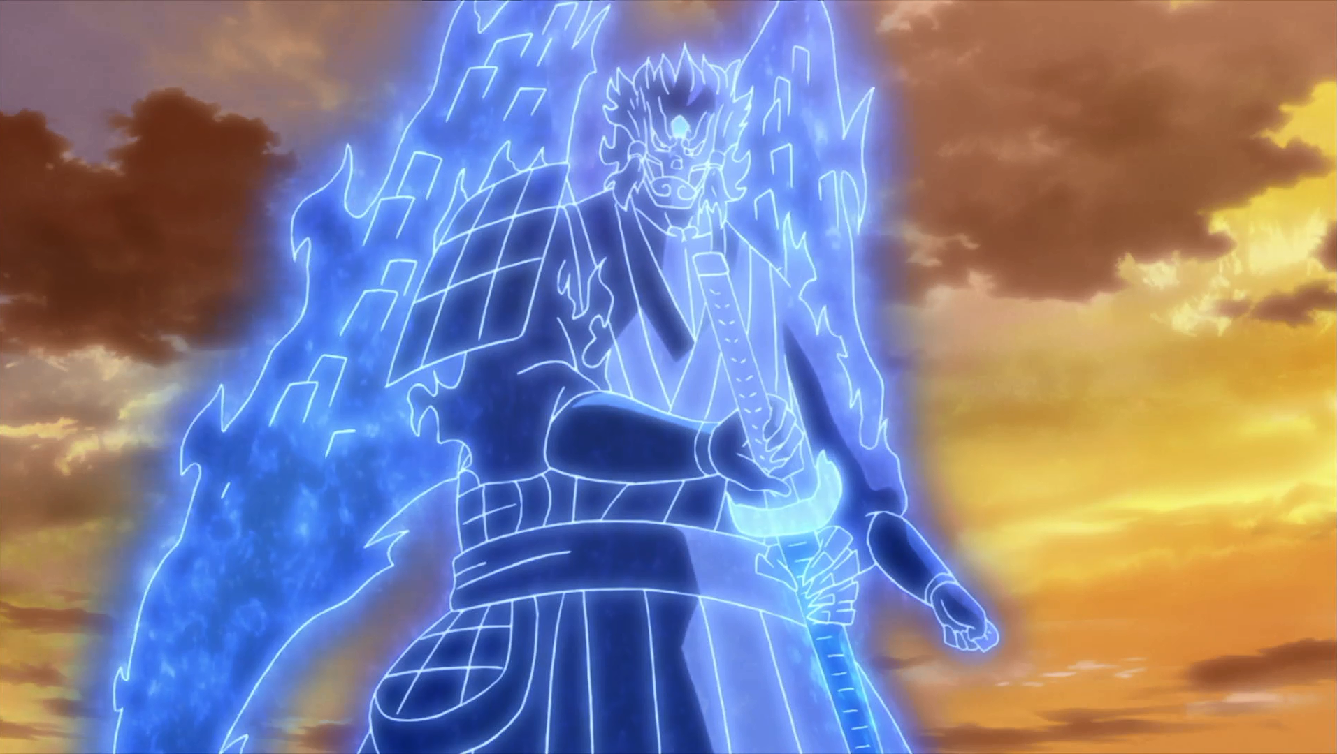 Perfect Susanoo Vs Kurama Mode By Narutodrawingchannel On – Fondos