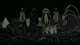 Nine Masked Beasts