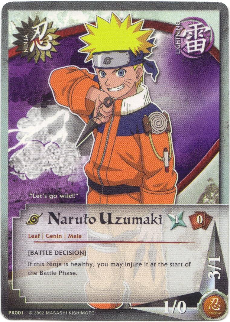 naruto collectible card game narutopedia fandom