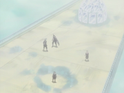 Zabuza Using The Hidden Mist