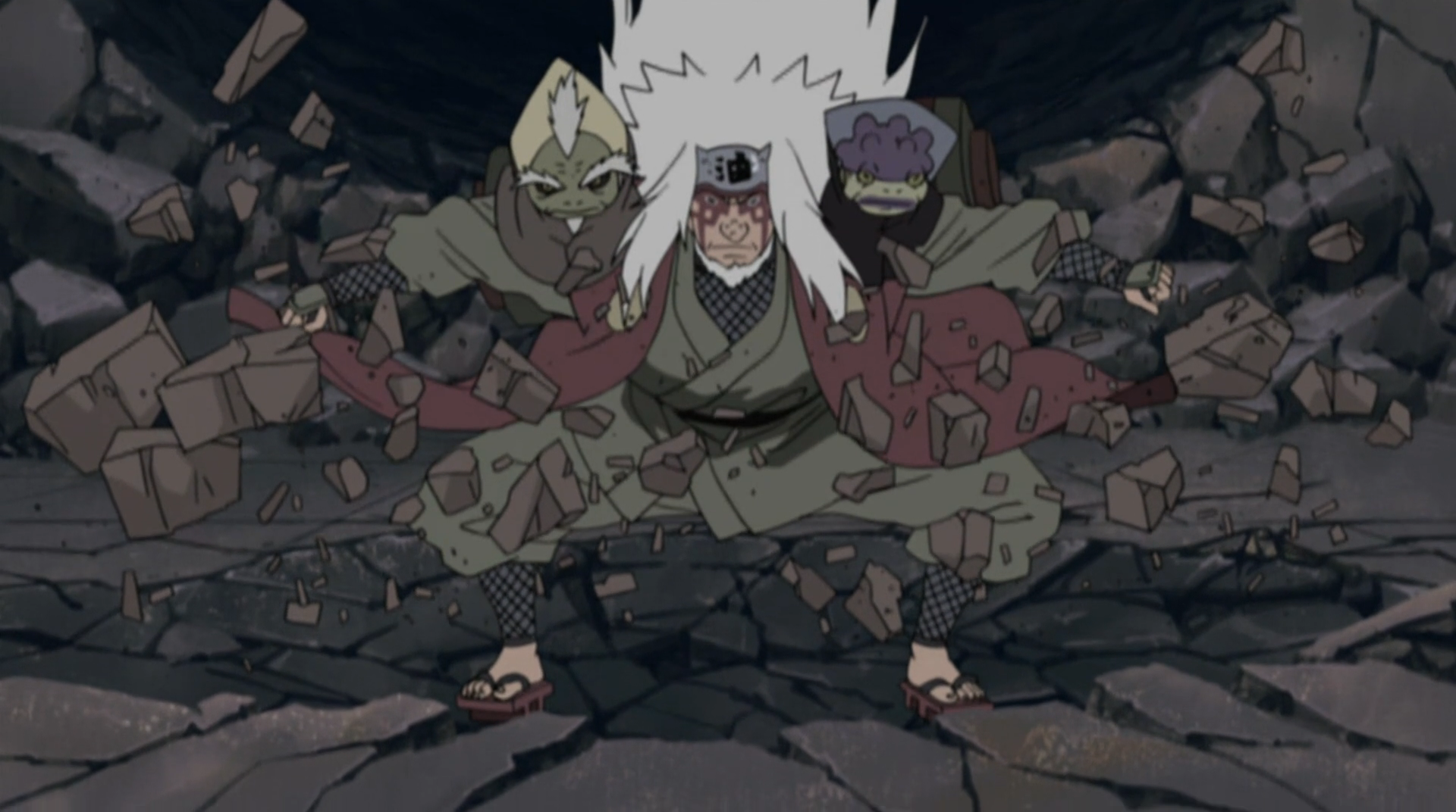 Jiraiya Sage Mode Drawing Sage Mode 1