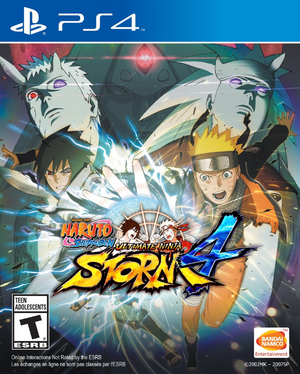NSUNS4 game cover