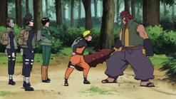 Imposter Naruto