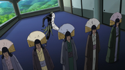 Zetsu attack Daimyo