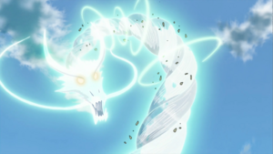 Leaf Dragon God