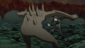 Hinata fights a Ten-Tails' replica.png