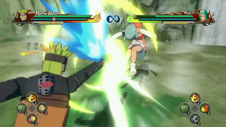 Naruto Punch