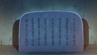Hagoromo's Tablet