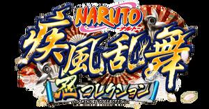 Naruto SCSR logo