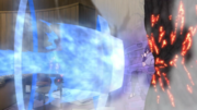 Chōjūrō attacks Sasuke.png