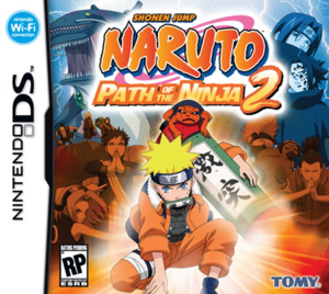 Naruto Path of the Ninja 2