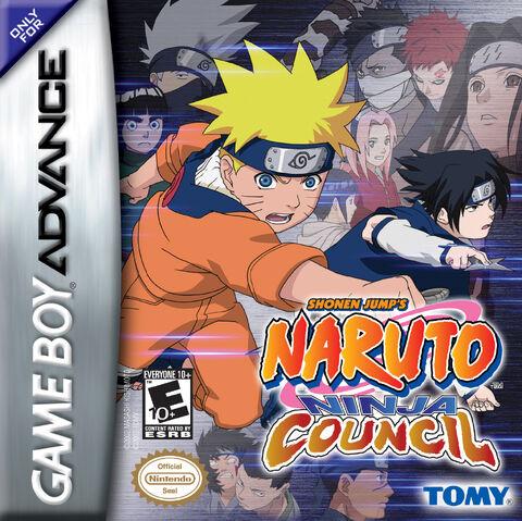 File:Naruto Ninja Council.jpg