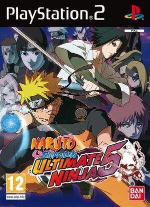 Ultimate Ninja 5