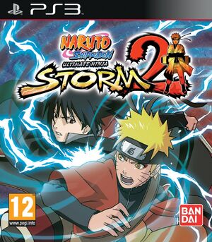 Storm 2 US Box Art PS3