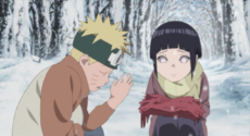Hinata naruto scarf