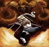Eight Tails With Killer Bee