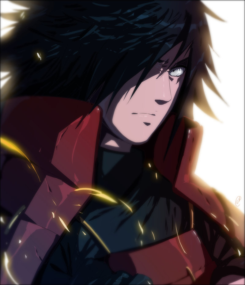 The Uchiha: Curse Of Hatred: The Story Of Madara Uchiha