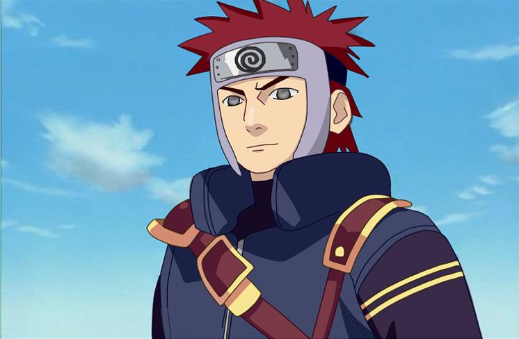 Anjin Uzumaki | Naruto Fanon Wiki | FANDOM powered by Wikia