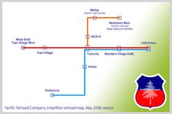 PRC Map May 2008