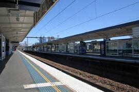 Transcity Railway Station