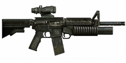 Weapons#M4A1_Carbine
