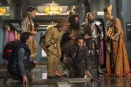Still-of-robin-williams,-ben-stiller,-patrick-gallagher,-mizuo-peck,-dan-stevens,-skyler-gisondo-and-rami-malek-in-night-at-the-museum--secret-of-the-tomb-(2014)-large-picture
