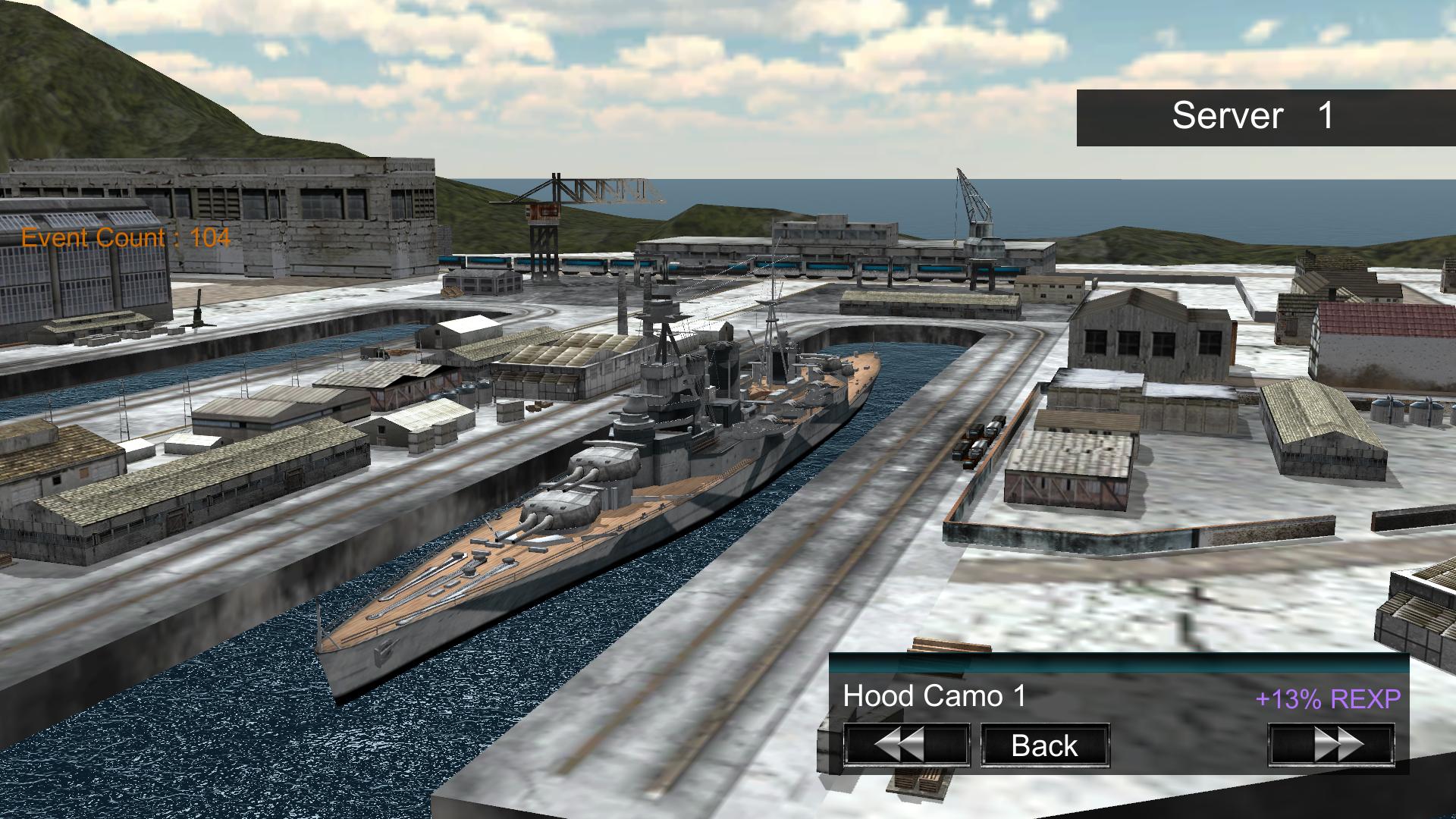 Image - Hood camo 1.png | Naval Front-Line Wiki | Fandom powered ...