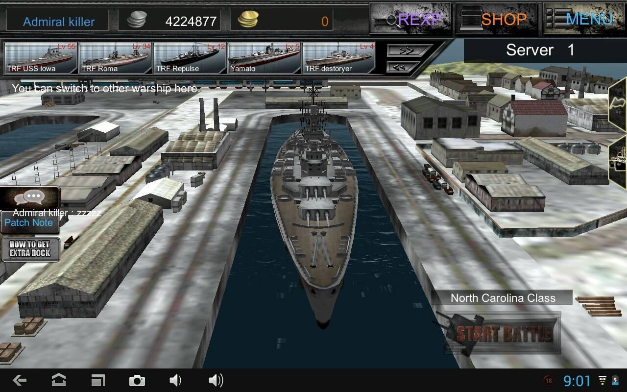 North Carolina Class Battleship | Naval Front-Line Wiki | Fandom ...