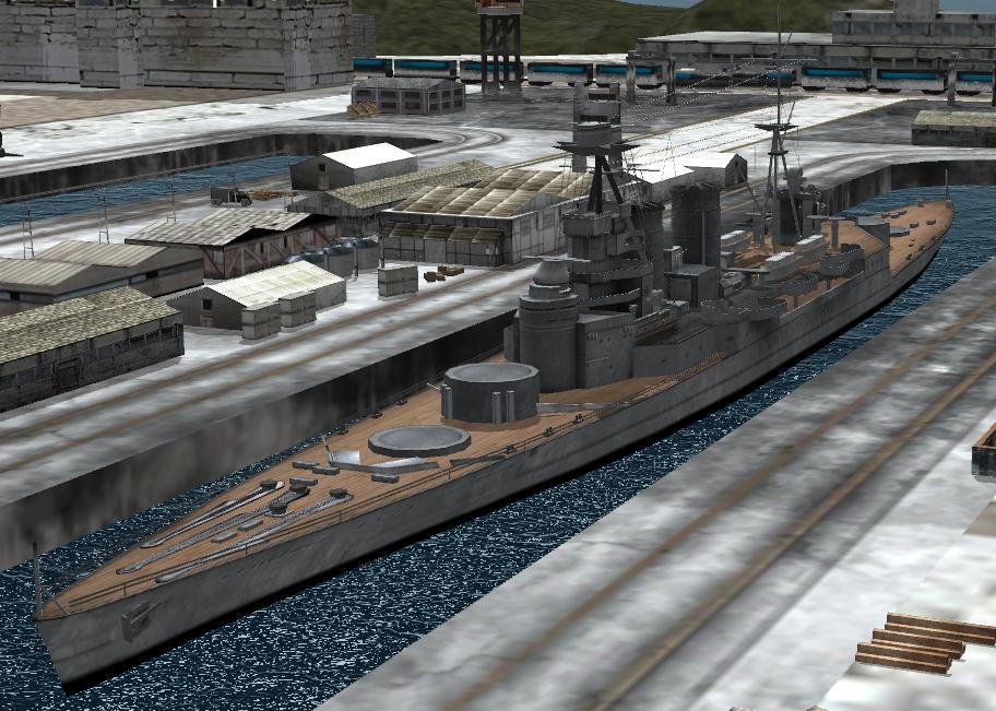 Admiral-Class Battlecruiser | Naval Front-Line Wiki | Fandom ...