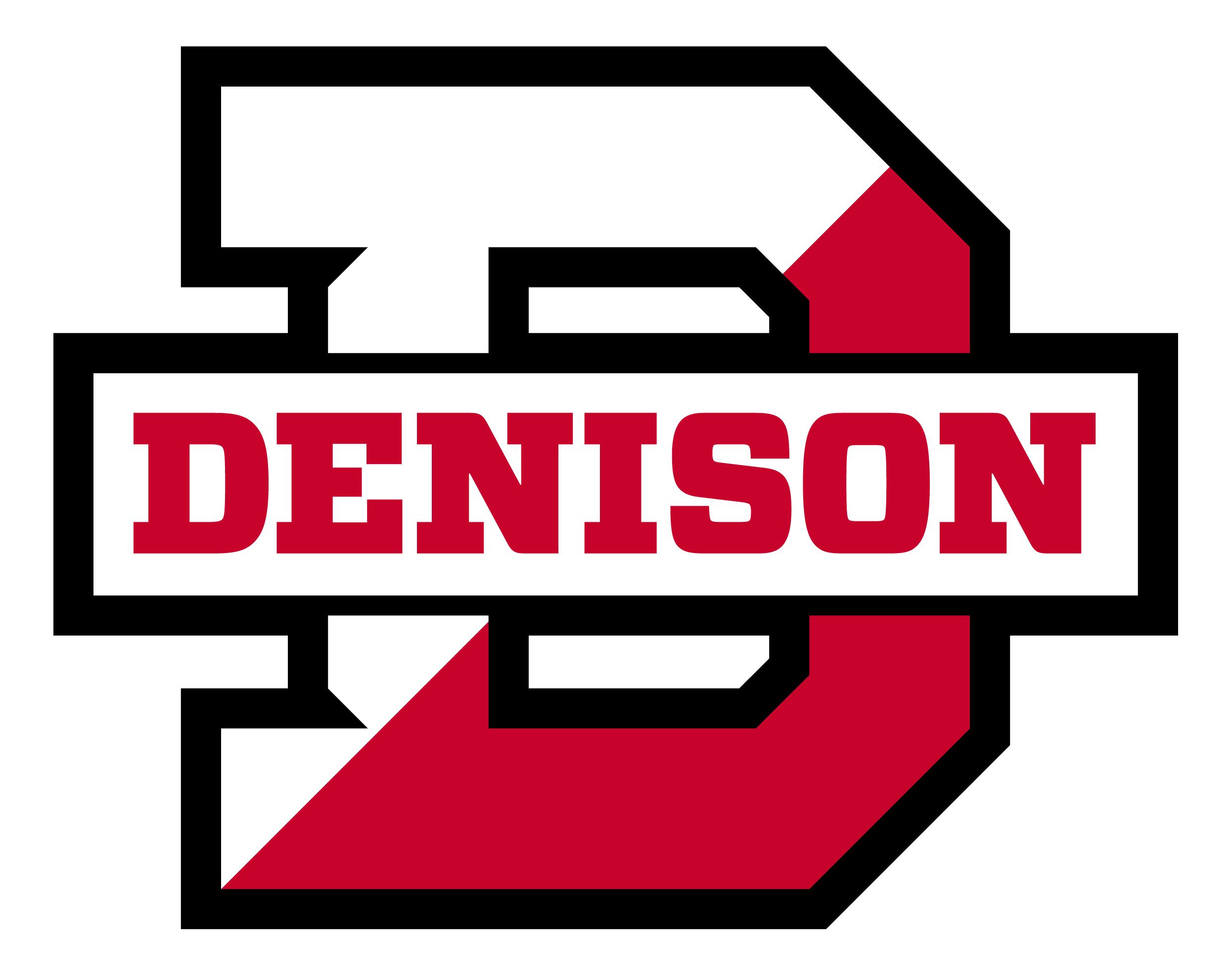 Image result for denison logo