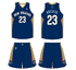 New Orleans Pelicans Road Uniform
