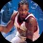NBA 2K1 Button