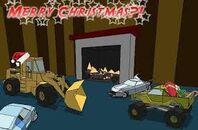 Car merry christamas 54321 10