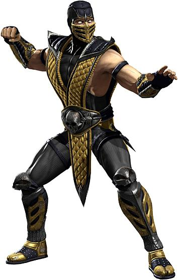 scorpion mortal kombat neo encyclopedia wiki fandom