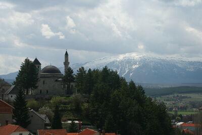 Prema Konj 'Horse Peak' of Kamešnica (Dinaric range) 34656383